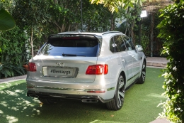 Bentley debuts Bentayga First Edition-2